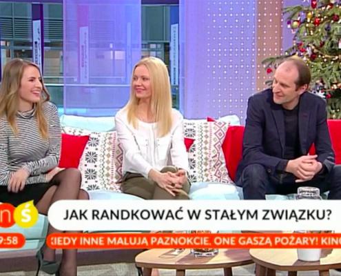 Anna Szlęzak Pytanie na Śniadanie